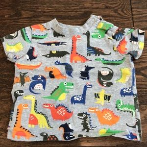 Gymboree Infant Dinosaur Shirt